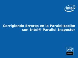 07 Parallel Inspector
