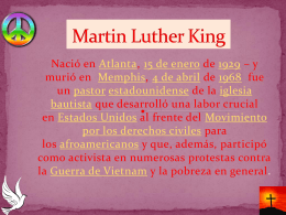 Martìn Luther King