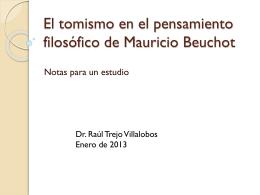 el-tomismo-de-beuchot