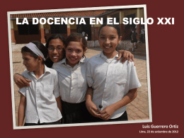 Docencia - WordPress.com