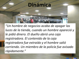 Dinámica - FormacionDeLideresDeArea