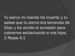 121 Kb - Ministerio Pueblo Deseado