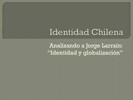 IdentidadChilena
