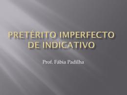 Usos del Pretérito Imperfecto de Indicativo