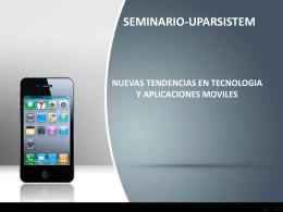 Aplicaciones Móviles - acceso bloqueado por el servidor uparnet
