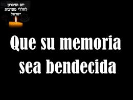 La Perdida / Yair Lapid