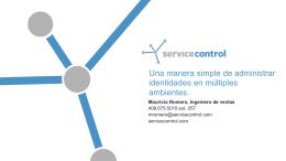 Crea usuarios en múltiples servicios