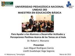 UNIVERSIDAD PEDAGÓGICA NACIONAL - upn283