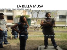 LA BELLA MUSA