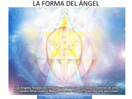 LA FORMA DEL ÁNGEL - Centro Friedrich Gauss