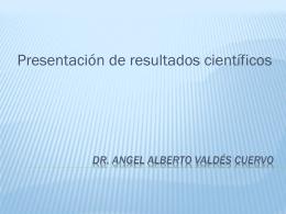 Mtro. Ángel Valdés Cuervo