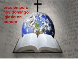 ser padres lo que aprendemos - Iglesia de Cristo en Pan am