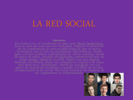 la red social power