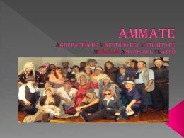 Ammate Agrupación de maestros del municipio de
