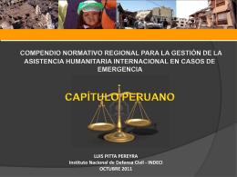Capítulo Peruano