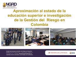 Presentación de PowerPoint - Unidad Nacional para la Gestión del