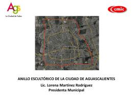 Anillo Es - Ciclopistas en Aguascalientes