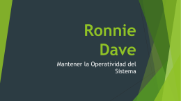 Ronnie Dave - WordPress.com