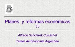 Reformas: el enfoque de Rodrik