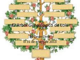 El Arbol Genealogico