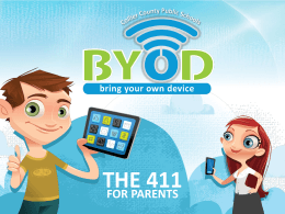 Bring your Own Device - Collier County Public Schools