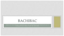 LE bachibac