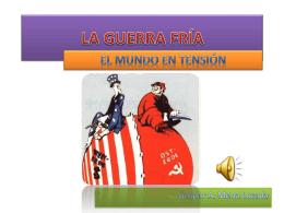 LA GUERRA FRÍA - PLANES-GML