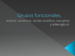 grupos funcionales power point