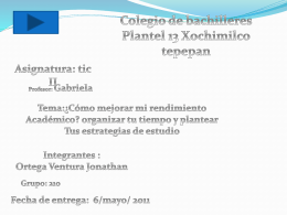 HABITOS DE ESTUDIO jonathan