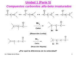 Ejemplos - Departamento de Química Orgánica