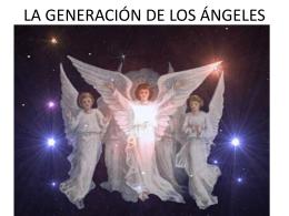 LA GENERACIÓN DE LOS ÁNGELES