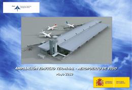 Ampliacion de Peinador. - Blog Aeropuerto de Vigo