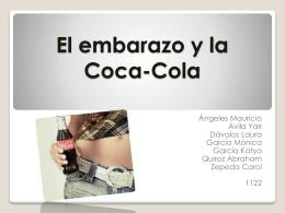 El embarazo y la Coca