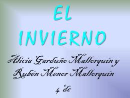 Invierno - Colegio San Juan de la Cruz