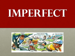Imperfect - Blair Community Schools