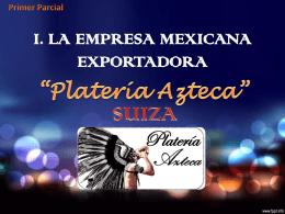 Platería Azteca Presentación