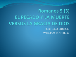 Romanos 5 (3) - Servant of Nations