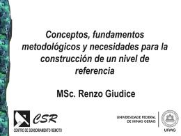 Conceptos, fundamentos metodológicos y