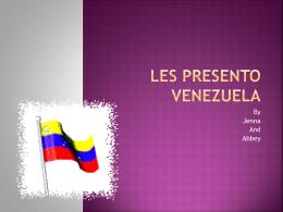 Les Presento Venezuela[1]