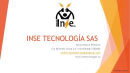 Cuchillos - Inse Tecnología SAS