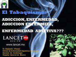 Tabaquismo - Lancet.mx