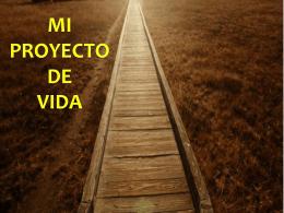 proyecto de vidamayra
