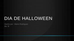 Slide 1 - Mario Rodriguez Olmedo