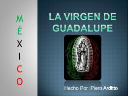 La Virgen De Guadalupe - 1b-copaamerica