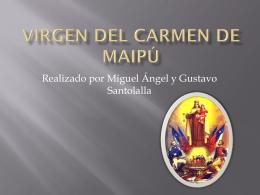 VIRGEN DEL CARMEN DE MAIPÚ - 1c-copaamerica