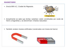 el campo magnetico