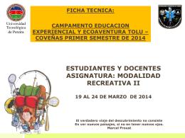 campamento aventura tolu – coveñas 2014-1