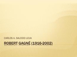Robert Gagné (1916