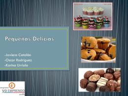 06 - Pequeñas Delicias