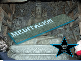 Como meditar - ESC PREP OFI NO 239